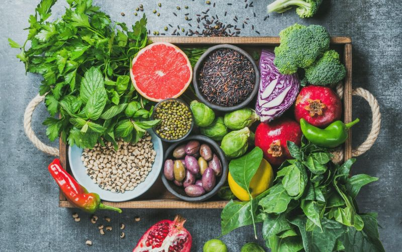 Régime alcalin : aliments alcalinisants – L'Ambassade